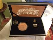 UNION PACIFIC Coin 150 YEAR COMMEMORATIVE COIN